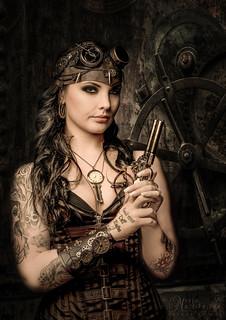 Steamwoman