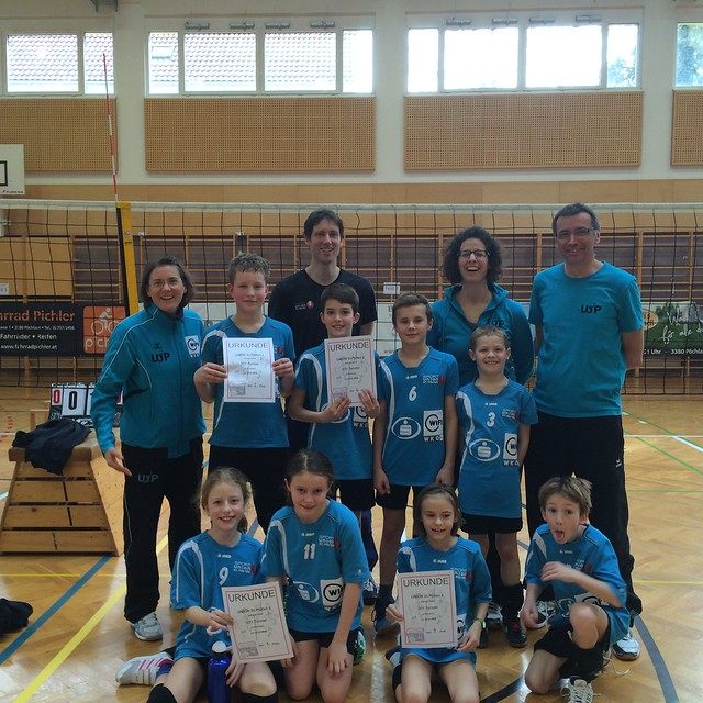 U11-Turnier 2016.03.06 in Pöchlarn