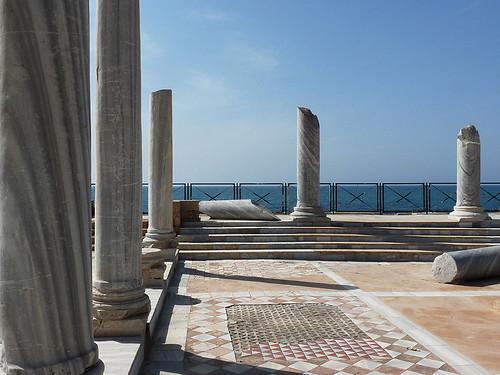 Caesarea Maritima aneb Potápění do starého Herodova přístavu