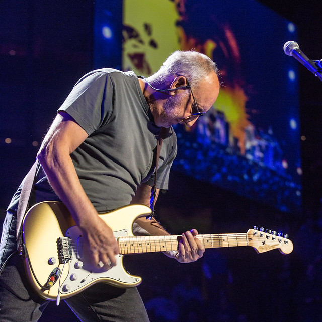 The Who & Tal Wilkenfeld @ TD Garden, 07Mar16