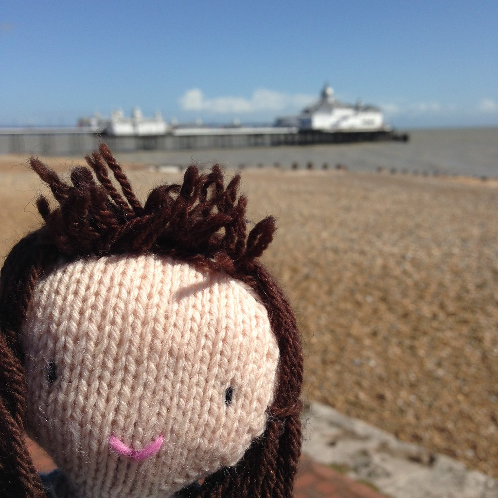 woolapple and eastbourne pier