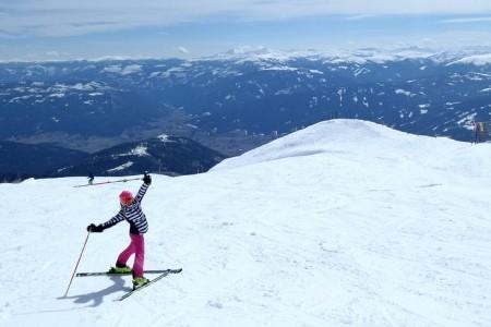 SNOW tour 2015/16: Grosseck Speiereck – mezi dvěma vrcholy