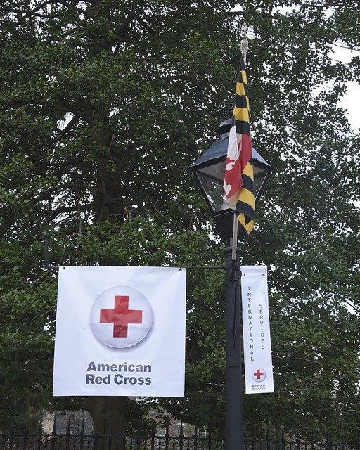 Header of American Red Cross