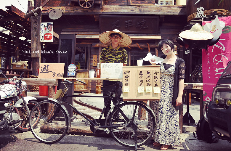 台中飯糰遊子飯糰草悟道腳踏車15