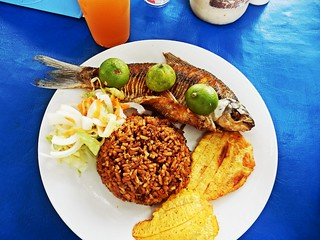 Food in Colombia