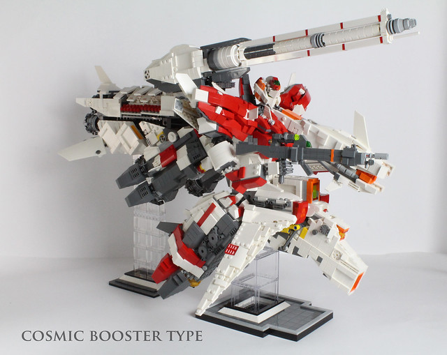 Cosmic Booster Type