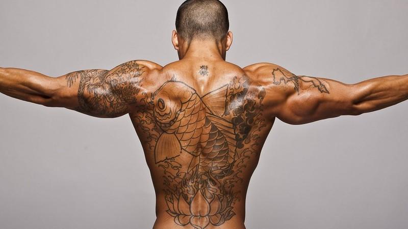 你可能不知道的,關於日本刺青的17件事18
