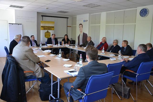 MVI éves közgyűlés 2016.