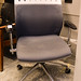 Luxury exec swivel chair