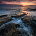 Colour of the Afterglow by Darkelf Photography