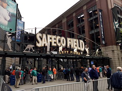 Seattle Mariners v. Houston Astros - Safeco Field - April 27, 2016