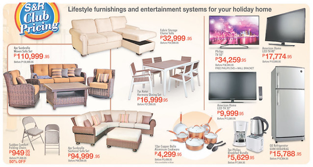 Lifestyle Furnishings at SnR