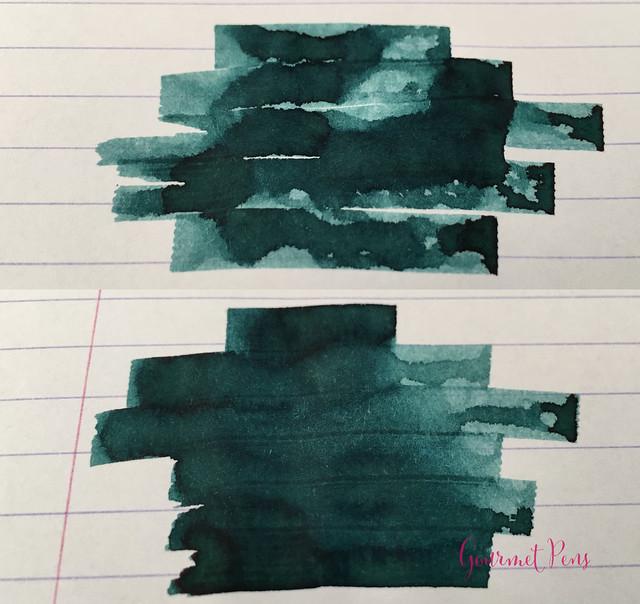 Ink Shot Review Franklin-Christoph Philadelphia Green @1901FC @CarnivalofPens (1)