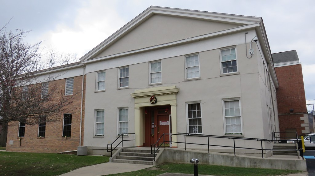 Old Jefferson County Jail (Madison, Indiana) | Today the Jef