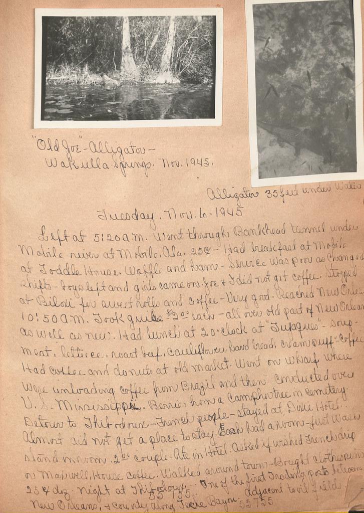 Maude Liersch Scrapbook Page 37
