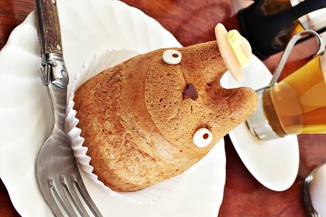 Shirohige's Totoro Cream Puff Shop