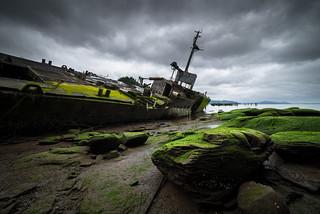 Astoria Wreck