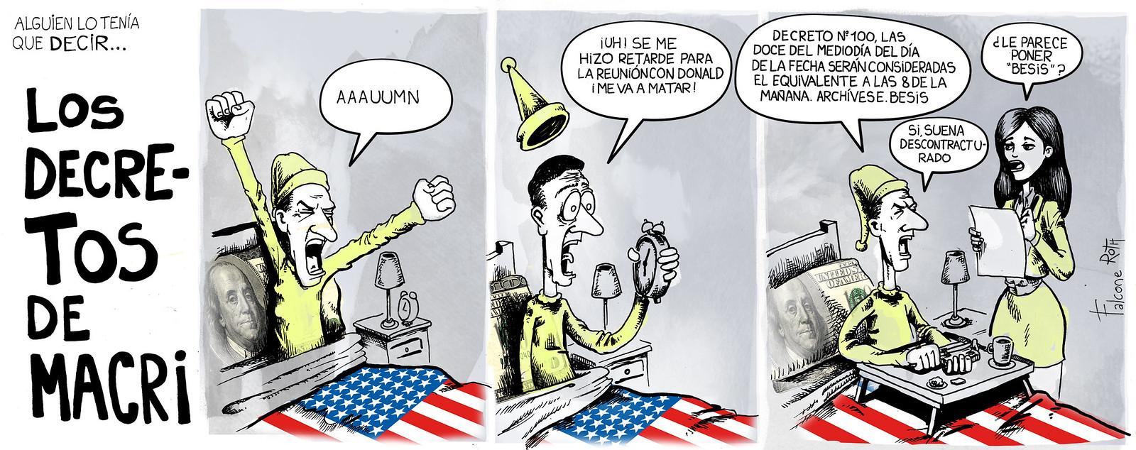 decretin de Mauricio Macri