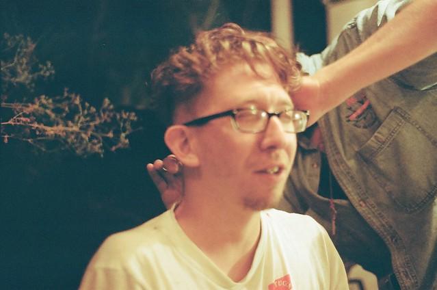 Barbershop Buzzcut
