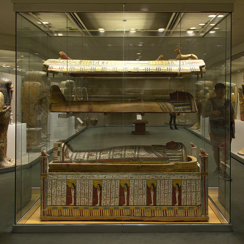 Coffins of Mistress of the House of Amun, Tabakenkhonsu