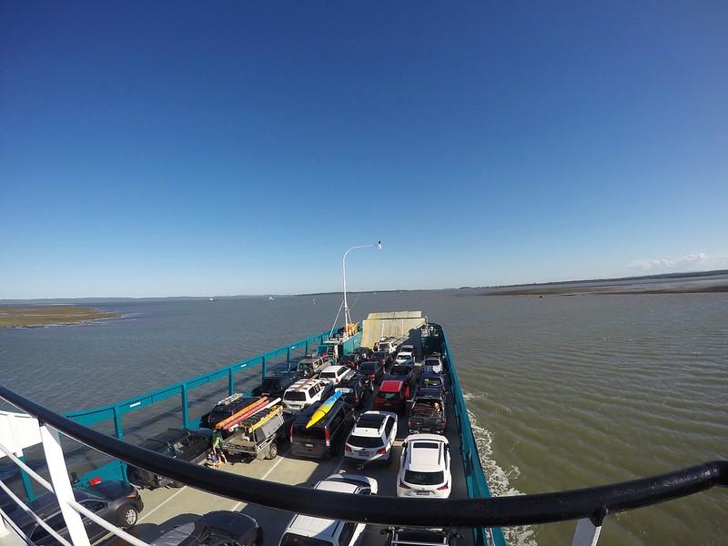 Stradbroke Ferry