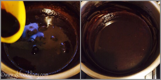 Homemade Chocolate Syrup Recipe for Toddlers and Kids - step 4