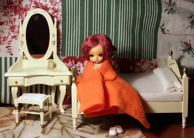 A Doll a Day Feb'16/ day 3/ sunny