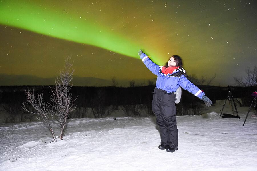 2016.02.18 ▐ 看我歐行腿 ▐ 再冷,也要到瑞典北極圈 Abisko 看三晚極光盛宴 34.jpg