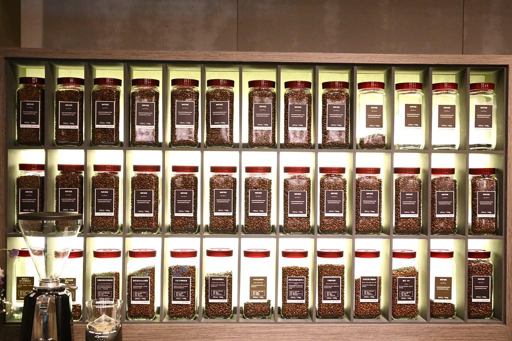 咖啡瑪榭中山店,快來嚐嚐令人驚喜的抹茶交響曲!捷運中山站咖啡館推薦。