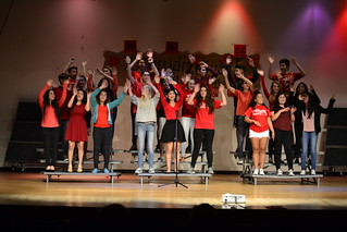 February 23 '16 San Diego High School Hosts Chinese New Year Performances