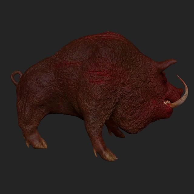 Hog Meat - 02