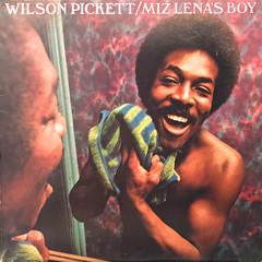WILSON PICKETT:MIZ LENA'S BOY(JACKET A)