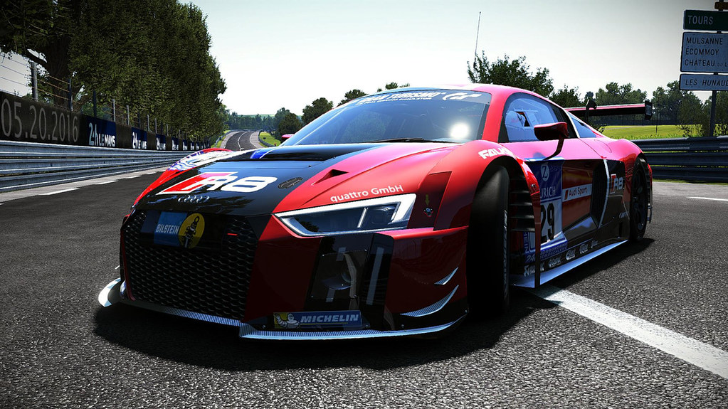 Project CARS Audi R8 LMS 2015