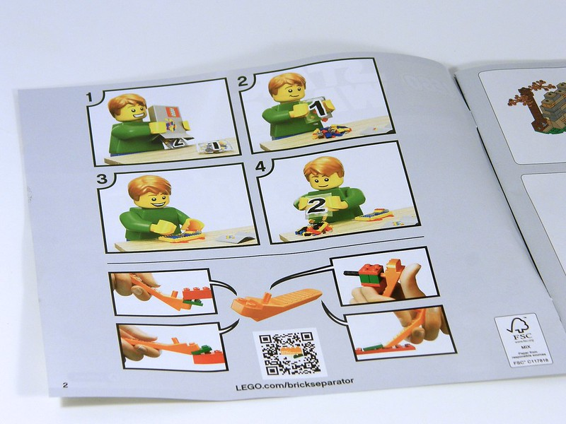 Lego Instruction Manual Star Wars Open