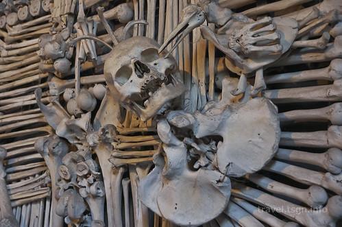 【写真】東欧周遊 : セドレツ納骨堂、聖母マリア大聖堂