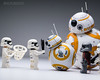 BB-8 : Droid we're looking for.