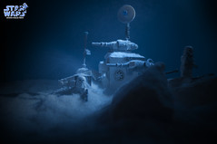 """Station Radio in Hoth"" STAR WARS BALERMA"