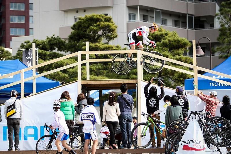 2016 Cyclo-cross Tokyo