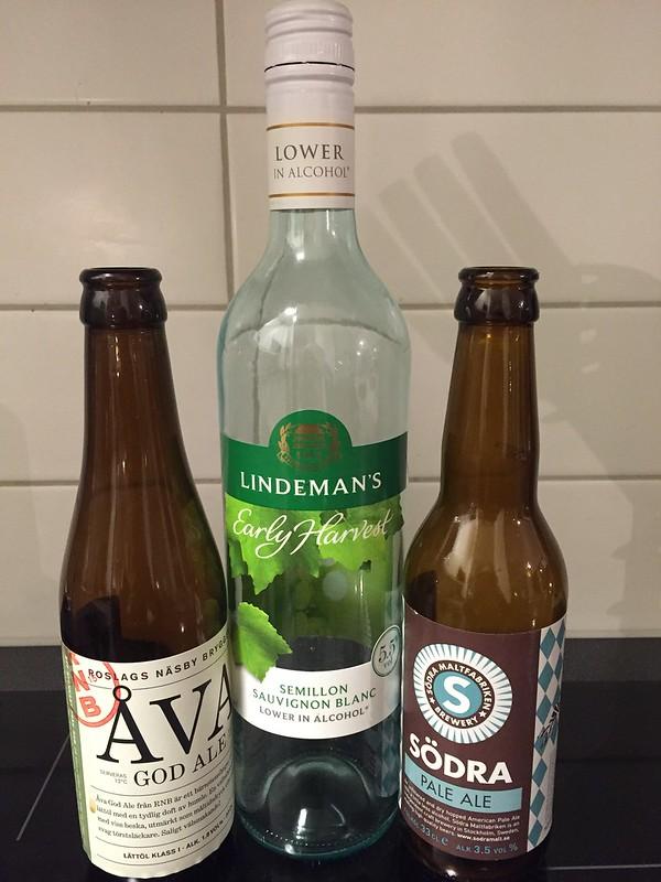 Lindeman's Early Harvest, Åva God Ale, Södra Pale Ale
