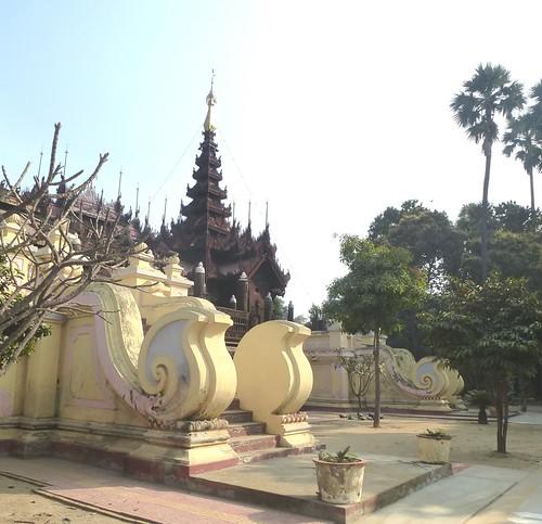 M16-Mandalay-Quartier des moines-Monastere (6)