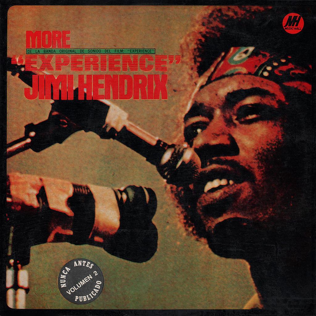 "Jimi Hendrix - More ""Experience"""