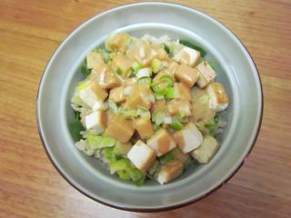 Well-Dressed Tofu Bowls