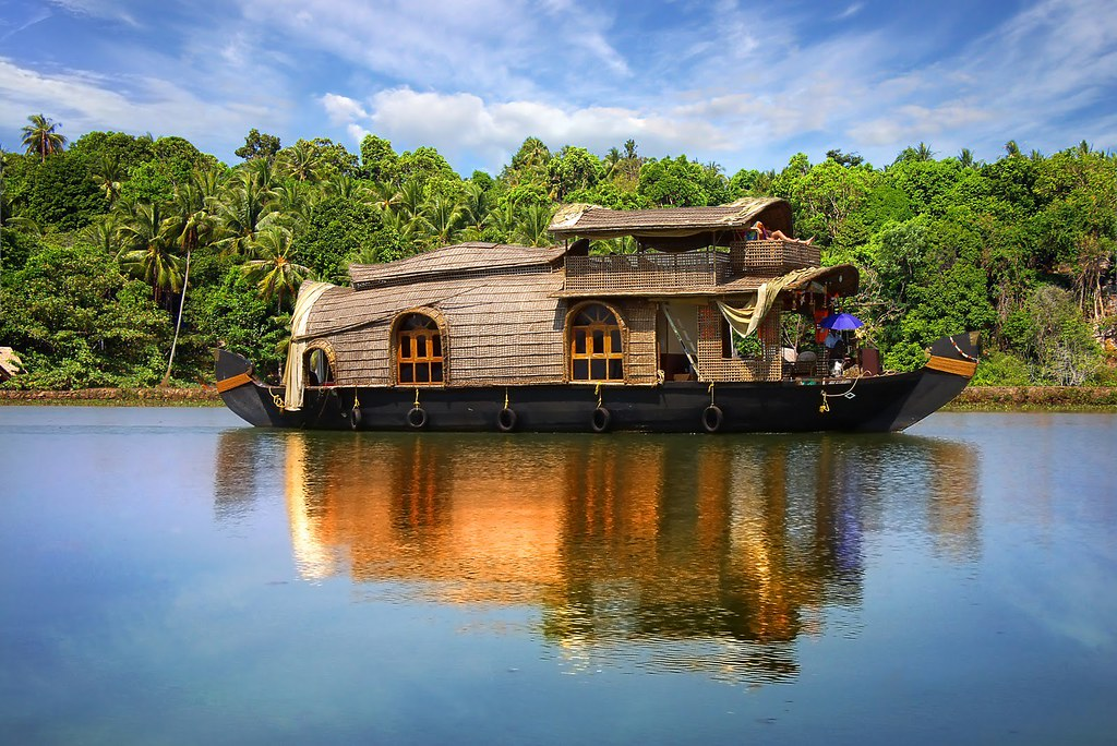 Kovalam Houseboat Cruises Kerala Backwater Packages