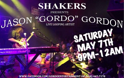 Shakers 5-7-16