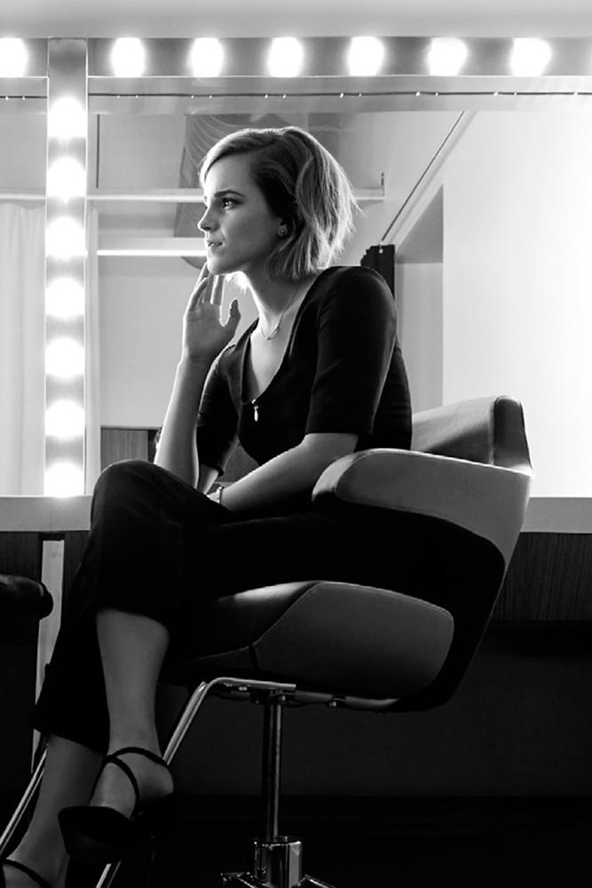 Эмма Уотсон — Фотосессия для «Esquire» UK 2016 – 2