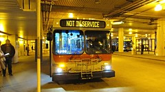 WMATA Metrobus 2005 New Flyer DE40LF #6025