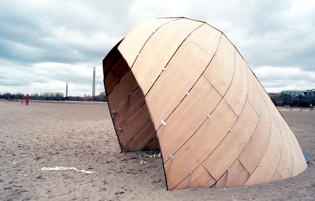 Canoe Shelter