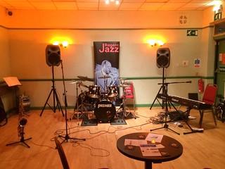 Regent Jazz, Leicester - Andy Nicholls Trio