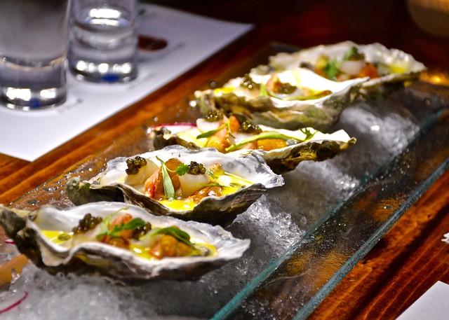 jinya raw shellfish