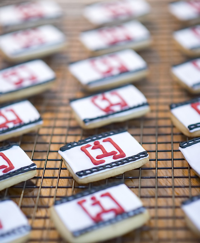 Ashland Independent Film Festival cookies